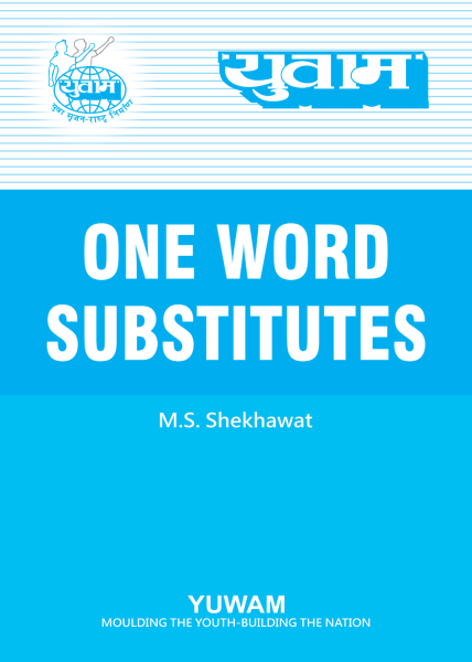 One Word Substitutes